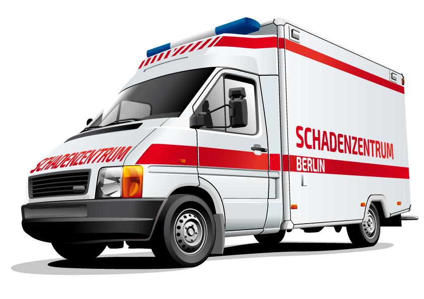 Schadenzentrum-Ambulanz